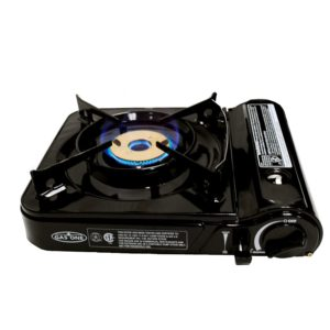 butane single burner stove