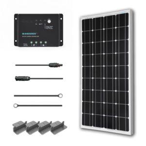 Renology starter solar kit