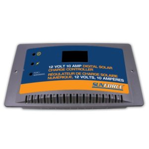 sunforce digital charge controller