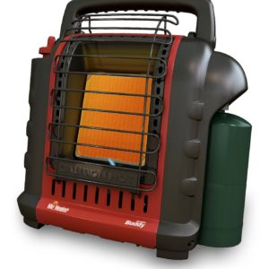 Mr Buddy Heater for campervan