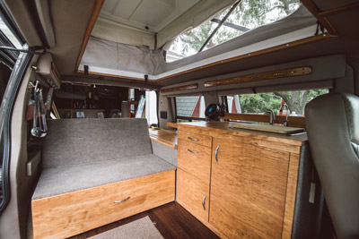 Camper Van Ideas And Inspiration Gallery Buy It For Van Life