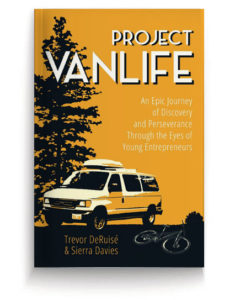 vanlife book on conversion vans