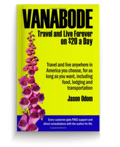 vanabode 20 dollars a day book on vanlife