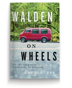 walden on wheels converting a van book