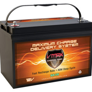 Vmax AGM battery