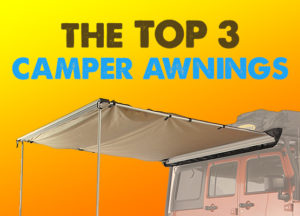 campervan awnings review