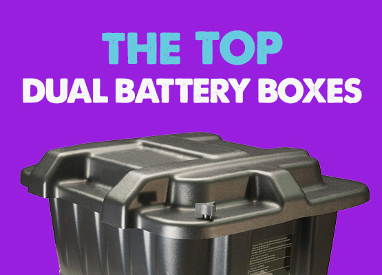 double battery box