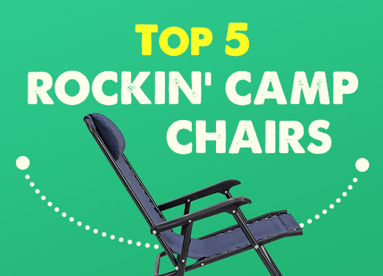 outdoor chair that rocks
