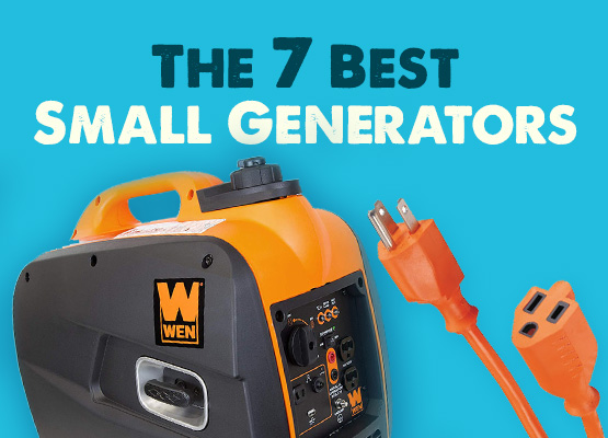 small camping generators review