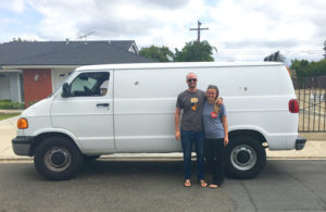 Taking the plunge with our '02 Dodge Ram Van 2500