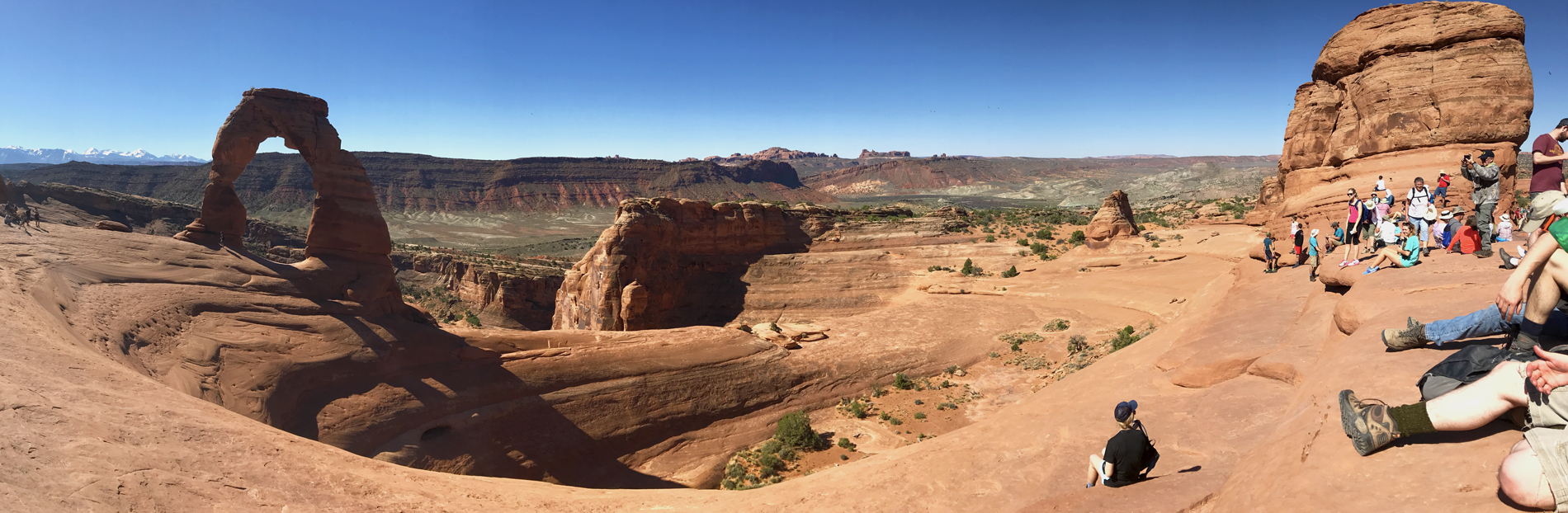 delicate arch hike
