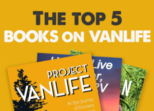top reviewed books on living in a van