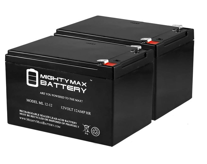 mighty max 12v 12ah battery