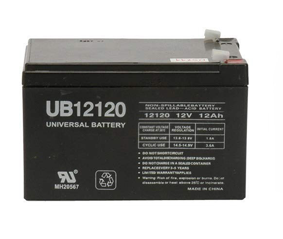 universal affordable 12ah battery for power wheels