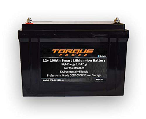 Torque lithium ion battery, 12V