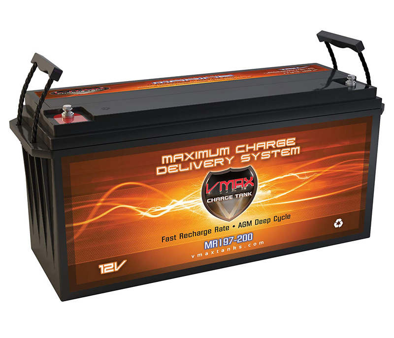 highest quality 12v 200ah battery in deep cycle - Vmaxx