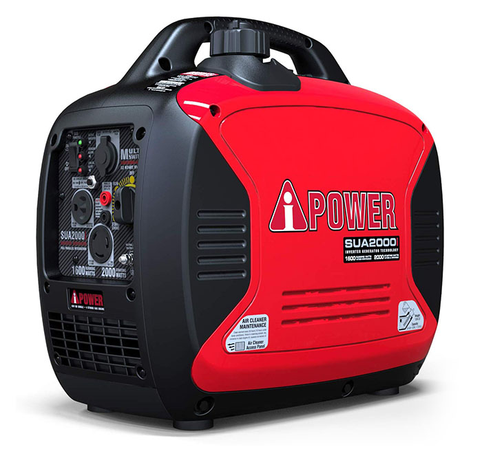 compact generator made in the USA
