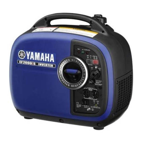 yamaha 1600 small generator for camping