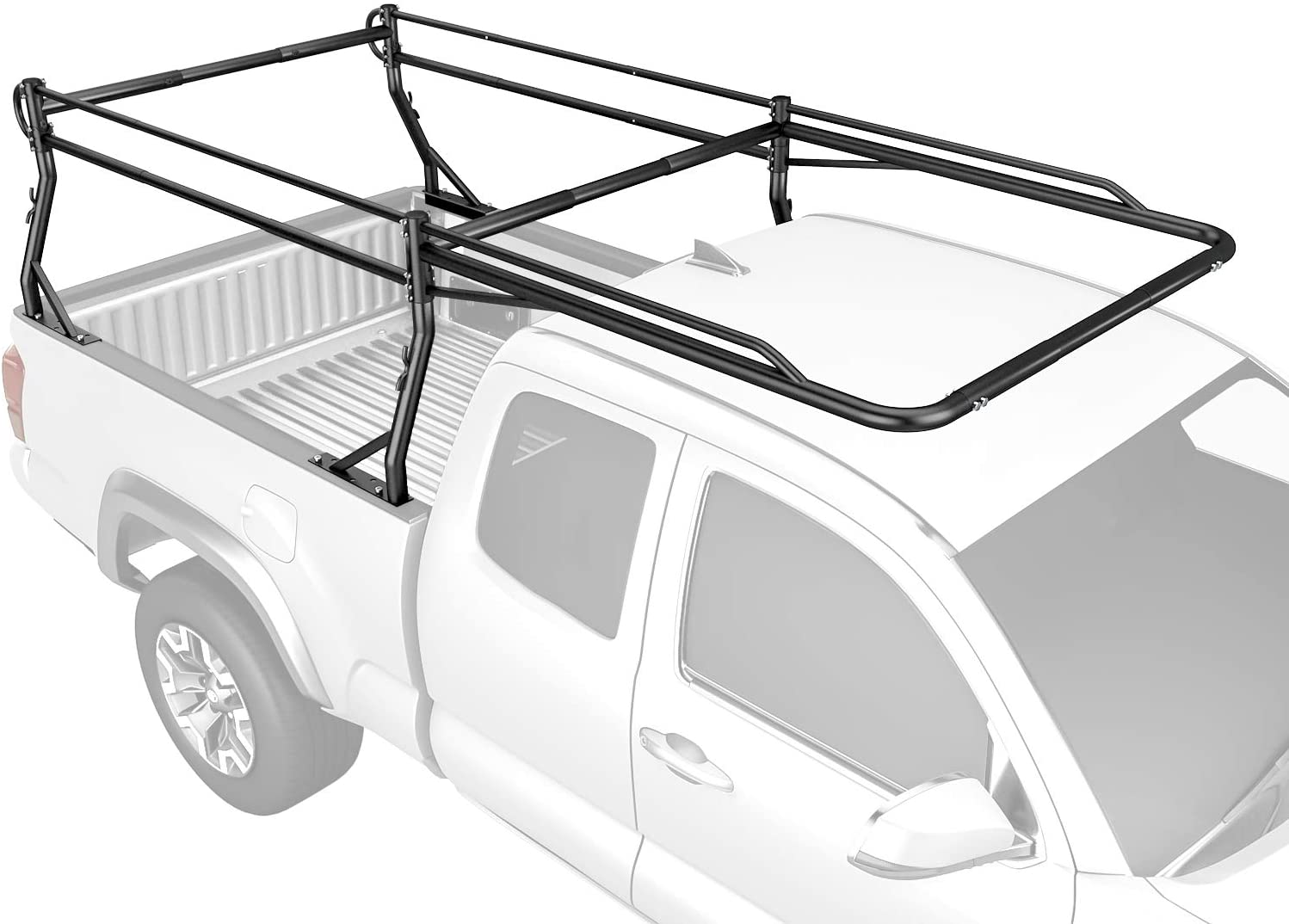 universal short bed truck rack