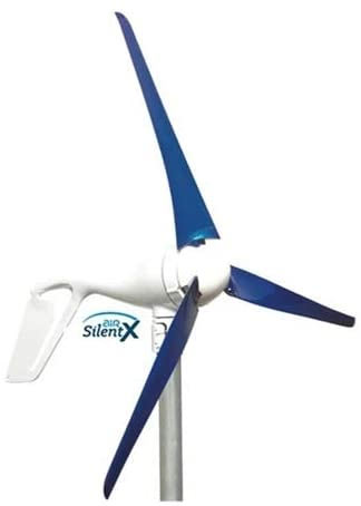 marine wind turbine for sailboats